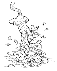 pooh u0026 piglet u0027s coloring pages