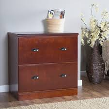 Locking Wood File Cabinet by Luxurious 2 Drawer Wood Lateral File Cabinet With Lock 2 Drawer