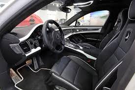 Panamera Red Interior Porsche Panamera Stingray White Adv 1 Interior Topcar