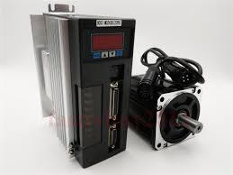 2 4nm 750w nema34 ac servo motor 220v 3000r min drive cnc machine
