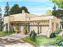 adobe style home plans adobe house plans small southwestern adobe home plan design
