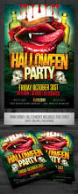 free halloween party flyer templates 10 best u0026 newest halloween flyers premiumcoding
