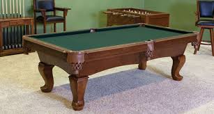 Tournament Choice Pool Table by C L Bailey Elayna Pool Table