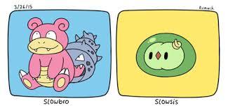Slowbro Meme - pok礬memes slowbro pokemon memes pok礬mon pok礬mon go