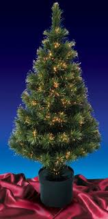 northlight 4 color changing fiber optic tree reviews wayfair