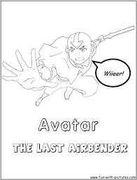 Avatar The Last Airbender Coloring Pages Configuration Avatar The Photosynthesis Coloring Page