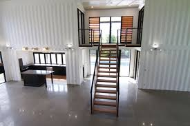 container homes interior luxury container home with high end interior finishes