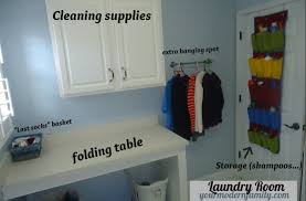 Storage Ideas For Small Laundry Rooms by A Laundry Room