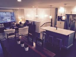 split level renovation ideas open concept floor plan bc box