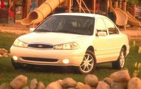 1999 ford contour information and photos zombiedrive