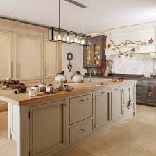 showroom kitchen for advertising interior architectural