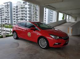 opel singapore do the new opel astra live up to it u0027s name as car of the year 2016