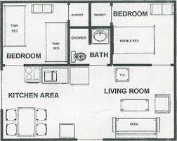 9 best Cottage cabin layouts images on Pinterest