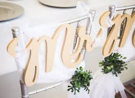Wedding Chair Signs Sign Wedding Picture More Detailed Picture About 7
