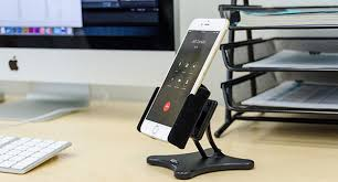 Cell Phone To Desk Phone Cell Phone U0026 Tablet Holders For Computer Desks Proclip Usa