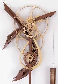 Wood Clocks Plans Download Free by Wish Could Make This 1 Working If Did Would Be Art Only Amazing