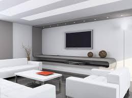 mini home theater modern minimalist mini home theater design white color home