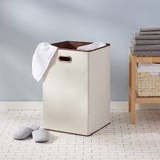 contemporary laundry hamper organizing dirty clothes in nice decorative laundry basket