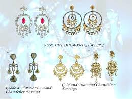Designer Chandelier Earrings Designer Chandelier Earrings Gem Chandelier Earrings 4