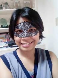 mask template instant masks for halloween mardi gras masquerade or