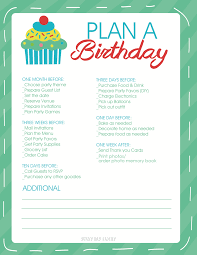 kids party planning tips for a stress free celebration free