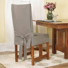 Sure Fit Stretch Pique Shorty Dining Room Chair Slipcover Sure Fit Stretch Pique Shorty Dining Room Chair Slipcover 28