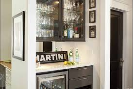 Built In Refrigerator Cabinets Bewitch Built In Bar Cabinets Tags In Home Bar Cabinet Kitchen