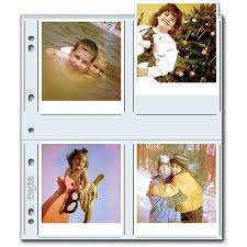 archival photo pages print file archival photo pages holds eight 4x4 5 prints pack of