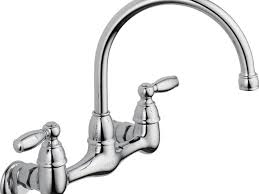 Chicago Faucets Kitchen by Kitchen Faucet Beautiful Wall Mount Kitchen Faucet On Wall Mount
