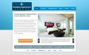 free holiday home web template 12 website templates phpjabbers