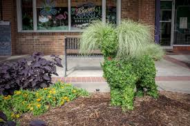 Elephant Topiary Topiary Displays U2014 South Carolina Festival Of Flowers