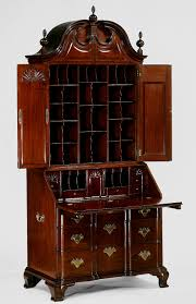 Antique Secretary Desk With Bookcase by Desk And Bookcase Work Of Art Heilbrunn Timeline Of Art