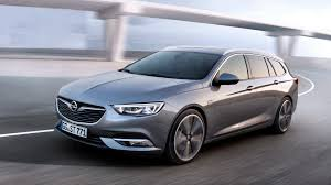 opel usa 2017 opel insignia sports tourer out for passat variant blood