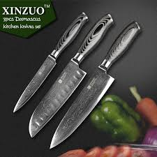 3 pcs kitchen knives set spicey kitchen knives for cooking