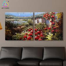 Cheap Framed Wall Art by Online Get Cheap 2 Panel Wall Art Framed Aliexpress Com Alibaba