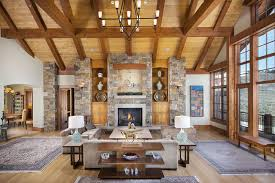 Vaulted Living Room Ceiling Vaulted Living Room Home Design Plan