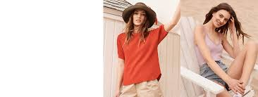 s fitted blouses s t shirts and tops uniqlo us