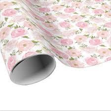 flower wrapping paper flower wrapping paper zazzle