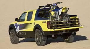 suzuki pickup truck suzuki rmz4 pickup truck offroad motorcycle carrier