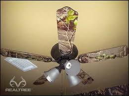 realtree camo ceiling fan realtreecamo camodecor camo home