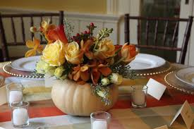 Fall Centerpieces Transform Pumpkins Into Beautiful Fall Centerpieces