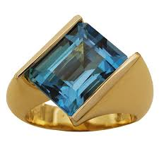 blue london rings images 14kt yellow gold london blue topaz ring rock n gold creations jpg
