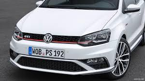 volkswagen polo 2015 white 2015 volkswagen polo gti front hd wallpaper 13