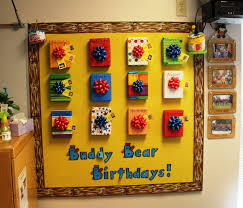 birthday bulletin board ideas for preschool birthday bulletin