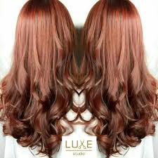 how to trim relaxed hair luxe studio best hair salon in johor bahru