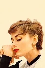 hepburn earrings make up hepburn hairstyles hair hoop