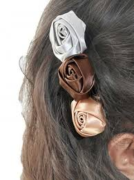 hair online india hairclip youshine three roses hair clip buy multi colour