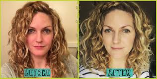 is deva cut hair uneven in back devacut before afters that will make your jaw drop devacurl blog