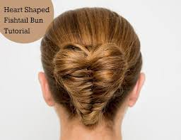 put your hair in a bun with braids best 25 fishtail braid buns ideas on pinterest how to fishtail
