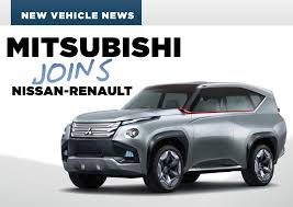 renault nissan cars new vehicle news u2013 mitsubishi joins nissan renault unsealed 4x4
